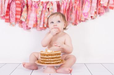 Westchester, NY | Cake Smash Photoshoot